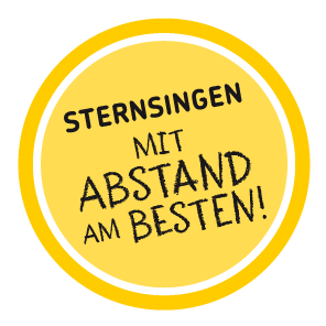 Sternsinger Button (c) Kindermissionswerk